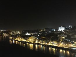 Overlooking the city on the night tour. , Benjamin R - August 2015