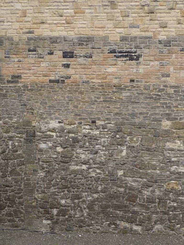 Castle Walls - London