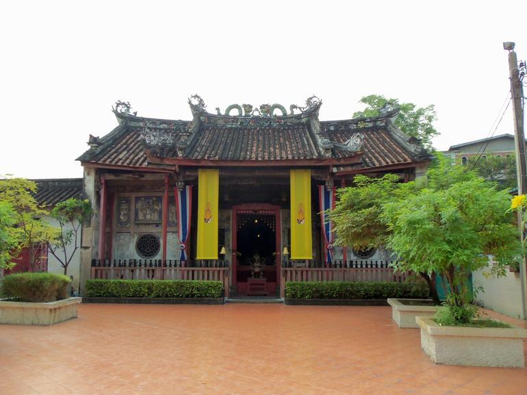 Chinese shrine - Bangkok