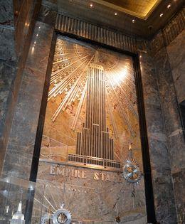 voici l'interieur de l'empire state building, magnifique immeuble, très bien organisé, c 'est agréable de voir New York de si haut et en étant à l'exterieur , pascalinegenelot - July 2016