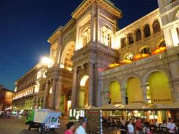 The Galleria Vittorio Emmanuele at night. , GODFREY X - September 2013