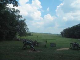 Gettysburg Battlefield - August 2013