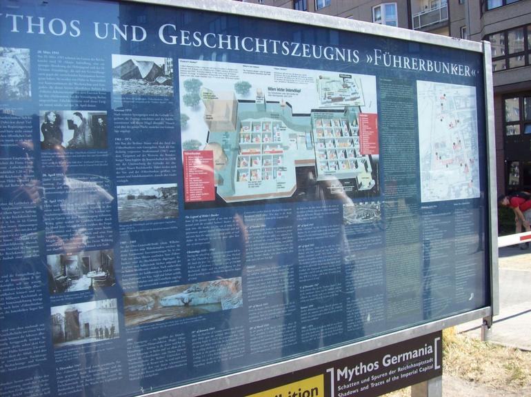 Hitler's Bunker - Berlin