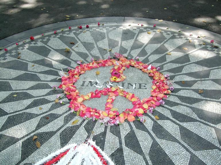 Imagine - New York City