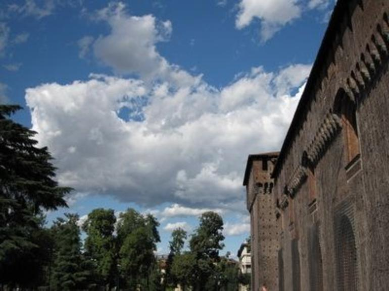 Milan Castle - Milan