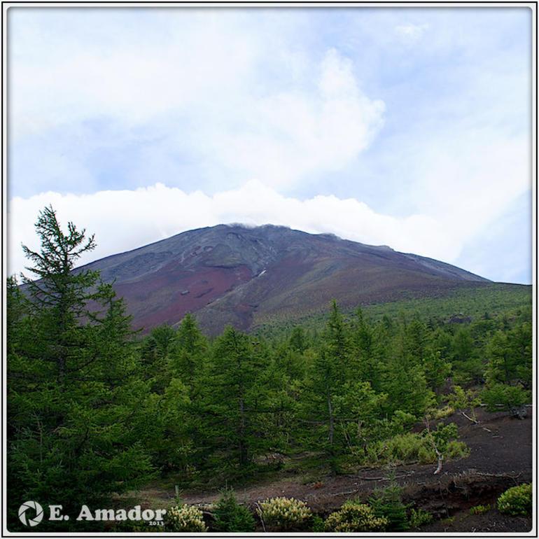 Mount Fuji - Tokyo