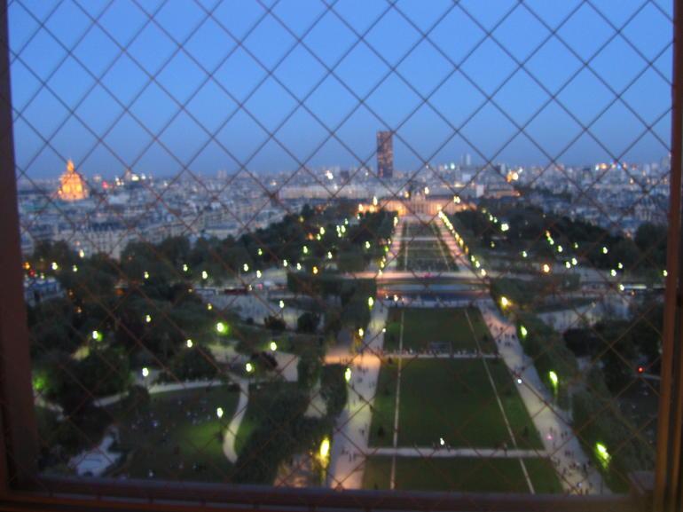 observation deck - Paris