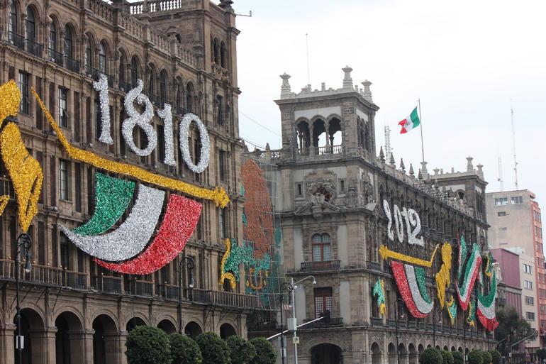 Oficialia Mayor - Mexico City