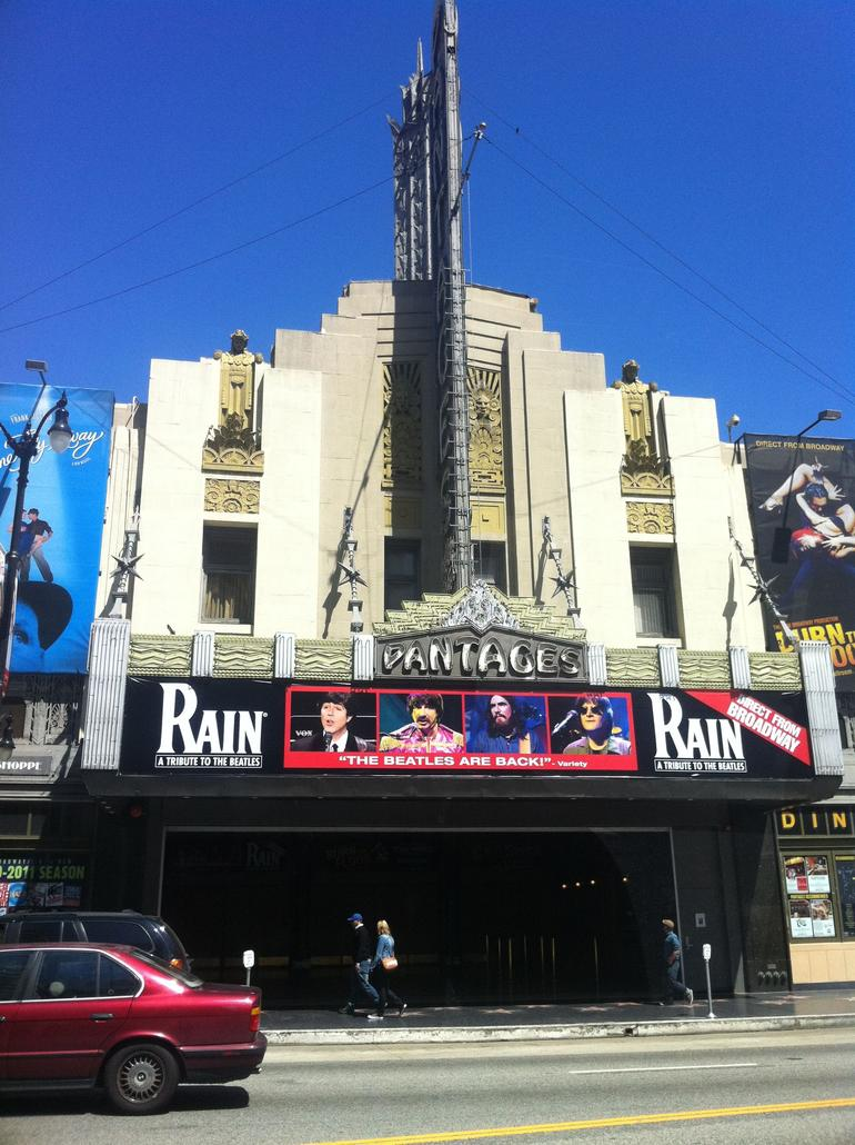 Pantages Theater - Los Angeles