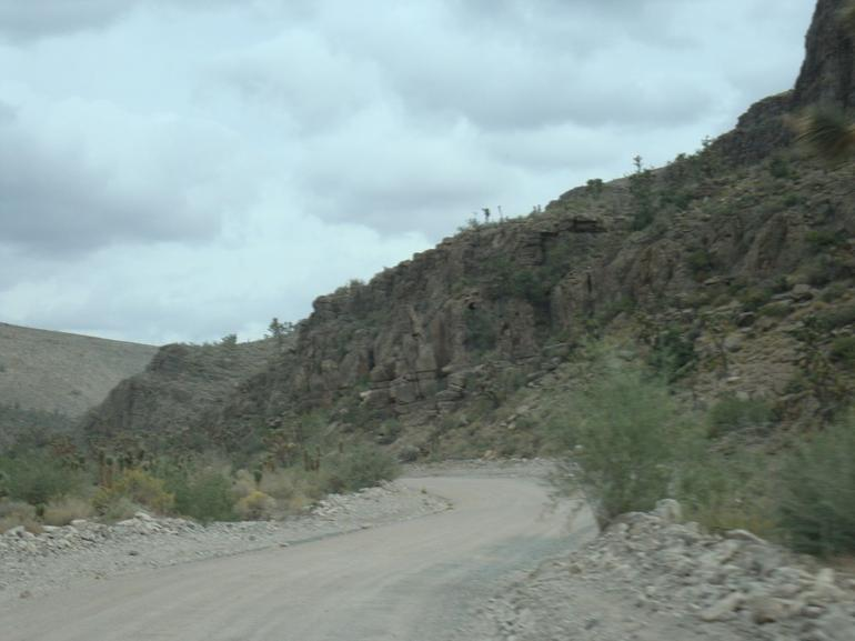 Road to the West Rim - Las Vegas