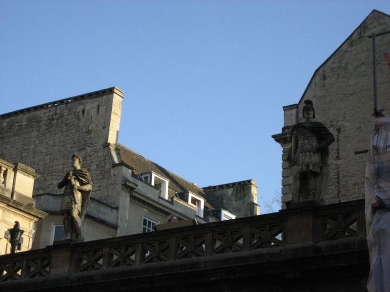 Roman Statues - London