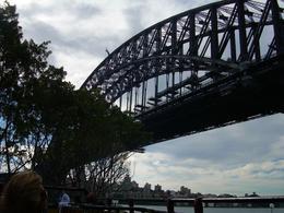 Sydney Harbour Bridge, Kylie G - July 2009