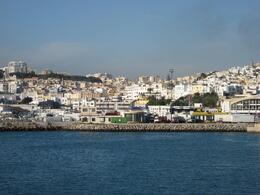 Entering the port of Tangier., Dmitriy M - February 2008