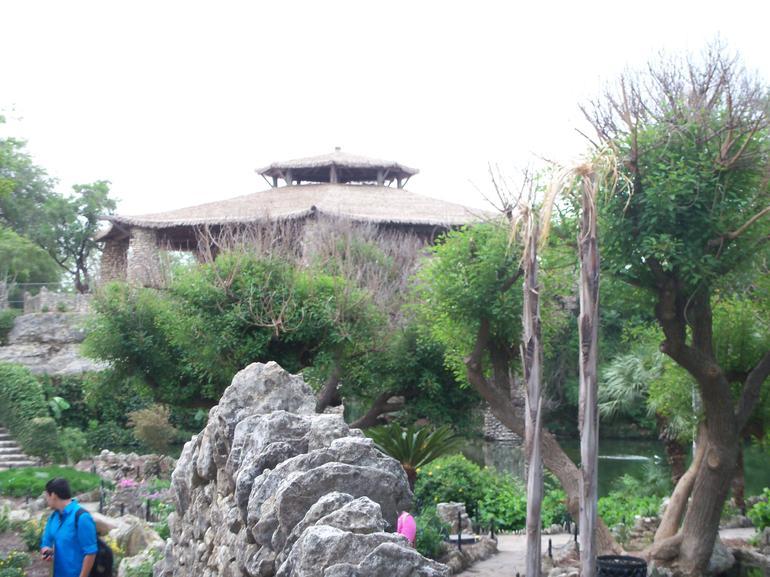 Tea Garden - San Antonio