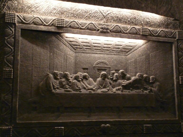 The Last Supper - Krakow