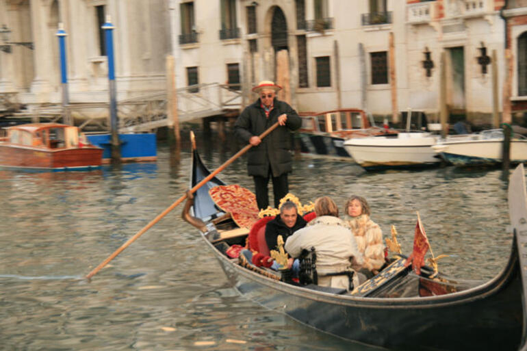Traditional Gondola Ride - Venice