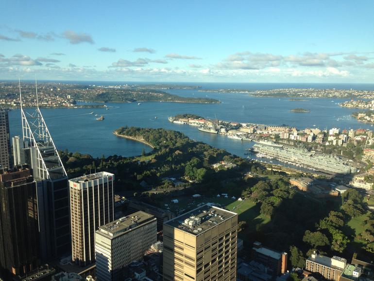 View from Sydney Tower Eye - Sydney