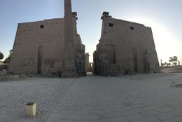 Karnak Temple , Elyse R - October 2016