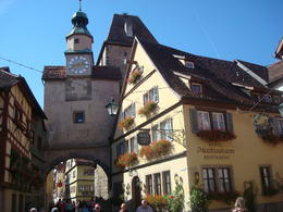 Rothenburg, must stay in old town for a few days the next time , Pierre L - September 2012