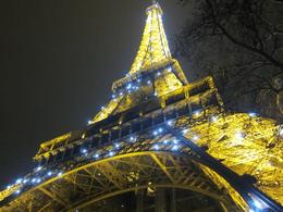 The effervescent Eiffel! - June 2013
