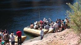 All aboard!, keokietta - August 2011
