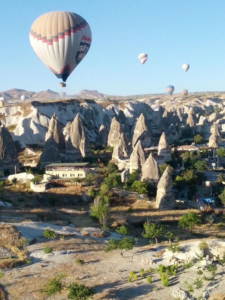 Cappadocia hot air balloons - Cappadocia