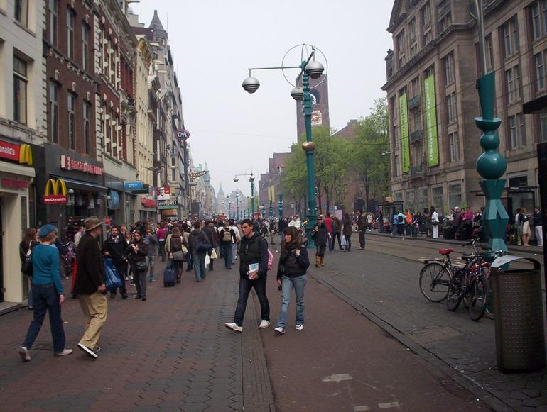Downtown Amsterdam - Amsterdam