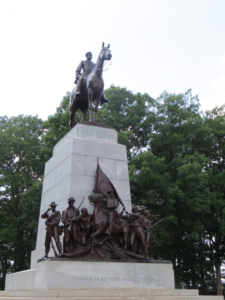 Gettysburg Day Trip from Washington DC