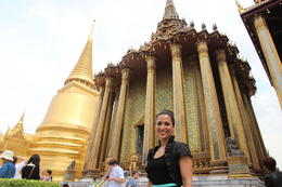 Grand Palace, Asha & Brock - July 2013