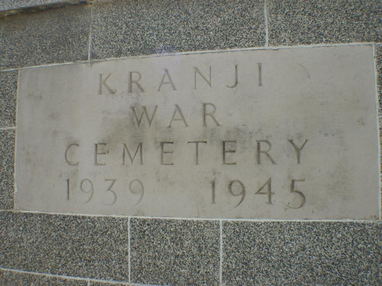 Kranji War Cemetary - Singapore