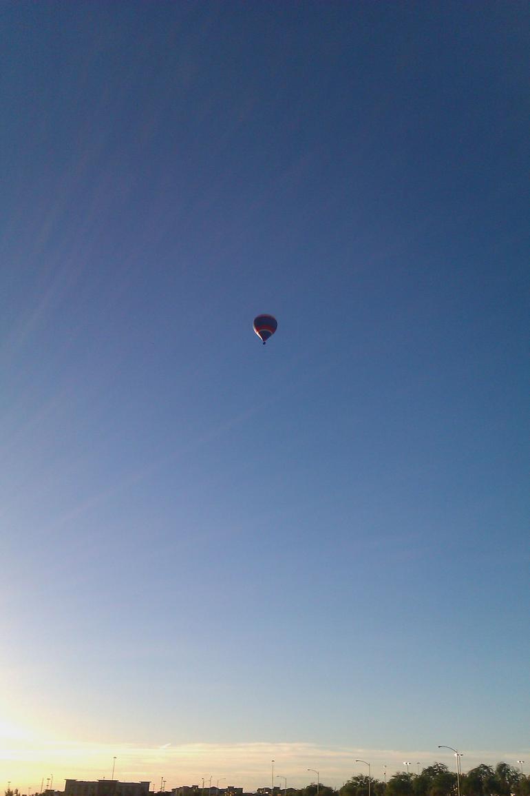 Las Vegas Hot Air Balloon Flight - Las Vegas