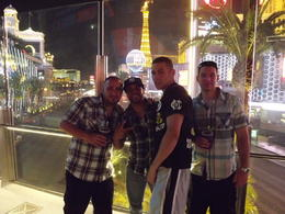 Hanging out on the strip - September 2014