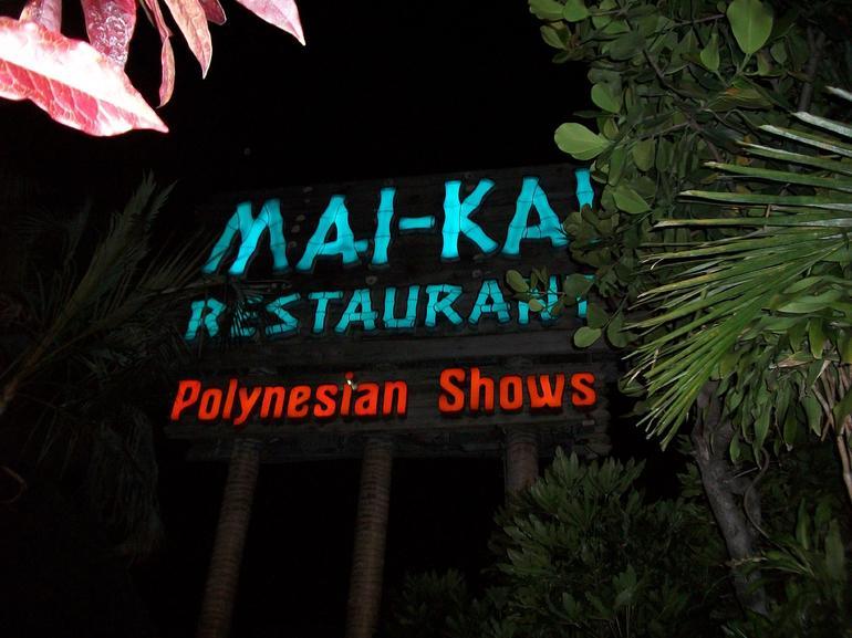 Mai Kai - Fort Lauderdale