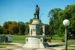 MLK Memorial @ Denver City Park , oatografia - September 2017