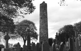 Monasterboice , Saysha - October 2011