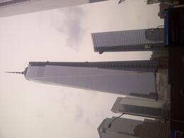 New Memorial 9/11 tower , Julio M - August 2013