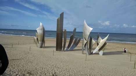 Normandy DDay Landing Beaches Tour Including Omaha Beach Cider Tasting And