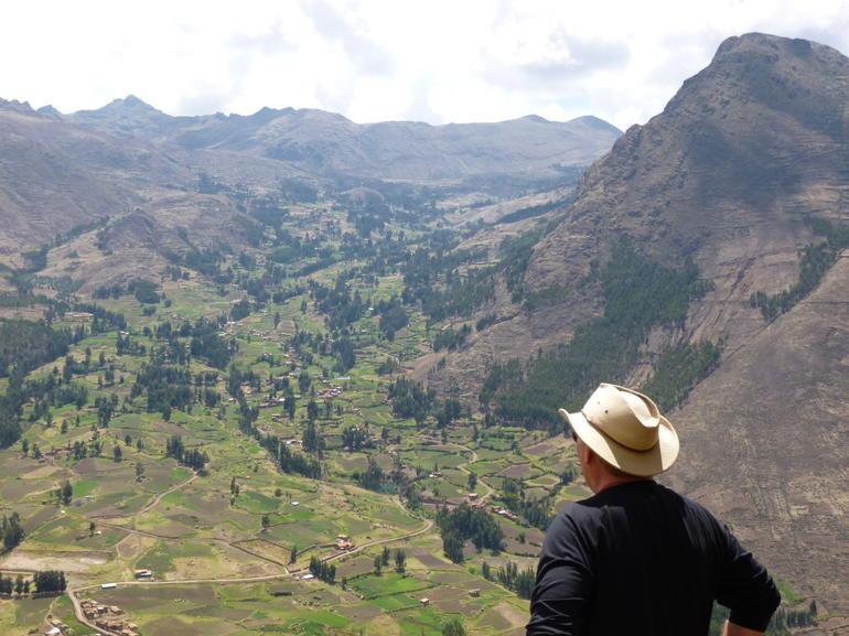 Sacred Valley of the Incas, Pisac, Awanacancha & Ollantaytambo Tour