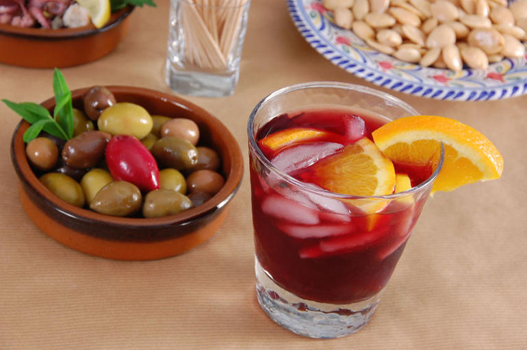 Sangria and Tapas - Seville