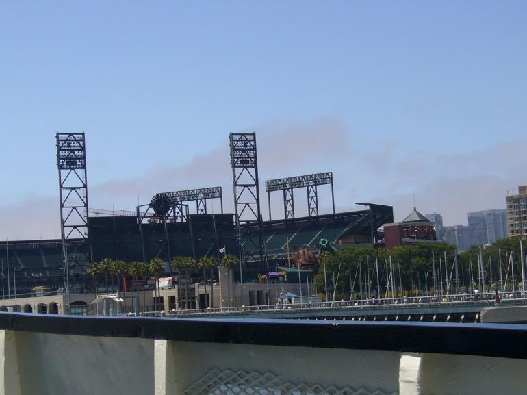 SF Bay Cruise - Ballpark - San Francisco