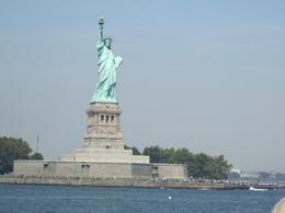 No trip is complete without a visit to the Statue of Liberty., William John H - September 2008