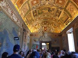Vatican Museum Map Room , cynthia.wilcox.vpm - October 2017