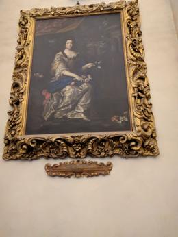 Anna Maria Luisa de' Medici - did all to keep the masterpieces in Florence , Petrov - October 2017