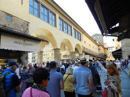 A trip along Ponte Vecchio , La'Chelle - November 2017
