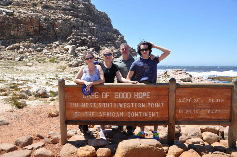 Cape of Good Hope and Penguins Small Group Sightseeing Tour from Cape Town photo 15