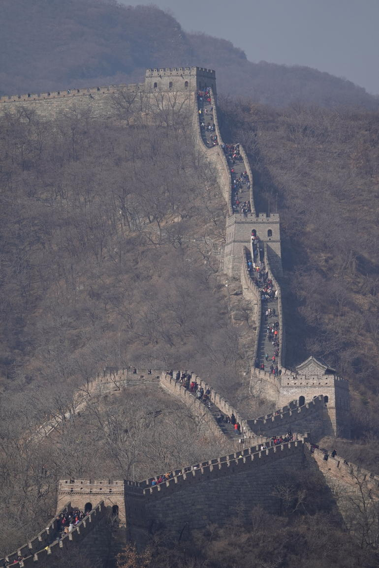 Private All-Inclusive Day Tour: Tiananmen Square, Forbidden City, Mutianyu Great Wall photo 15