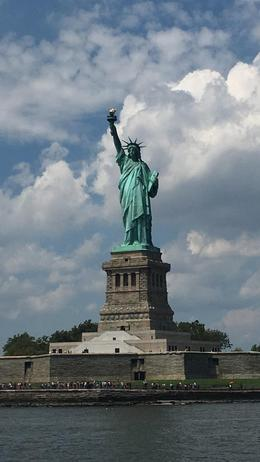 Lady Liberty, JCree - August 2016