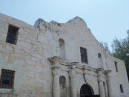Alamo picture..an amazing experience. Very sobering to learn the history of the famous battle. , Jennifer W - April 2011