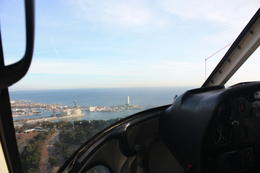 View from helicopter, SCV - January 2013