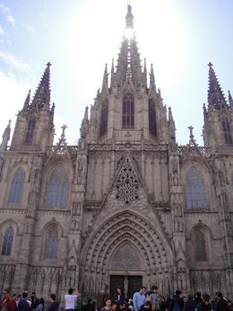 Best of Barcelona Tour - June 2012